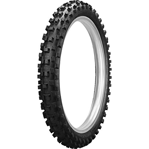 Dunlop Geomax MX32 Soft/Intermediate Front Tire - 70/100-19, Position: Front, Rim Size: 19, Tire Application: Soft, Tire Size: 70/100-19, Tire Type: Offroad, Load Rating: 42, Speed Rating: M 32MX-62