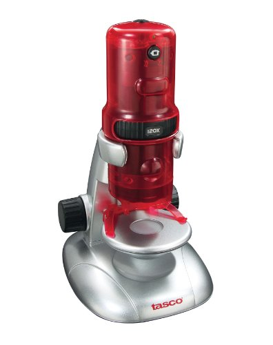 Tasco 120X Usb-Equipped Digital Microscope