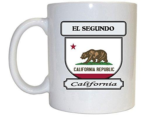 El Segundo, California (CA) City Mug (Ca Mug compare prices)