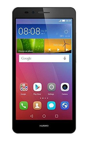 Huawei GR5 SIMフリースマートフォン (グレー) 【日本正規代理店品】 KII-L22-GREY