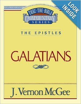 Title: Thru the Bible Commentary Galatians
