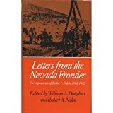 img - for Letters from the Nevada Frontier: Correspondence of Tasker L. Oddie, 1898-1902 book / textbook / text book
