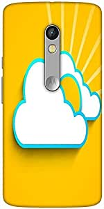 Snoogg Abstract Summer Background Solid Snap On - Back Cover All Around Prote...