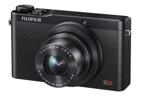 FUJIFILM デジタルカメラ XQ1 ブラック F FX-XQ1 B
