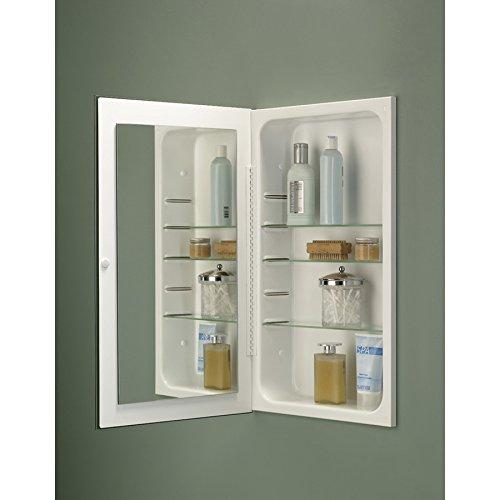 Broan Cove 26 In H X 16 In W Frameless Metal Recessed Medicine Cabinet Ildarsdirillov