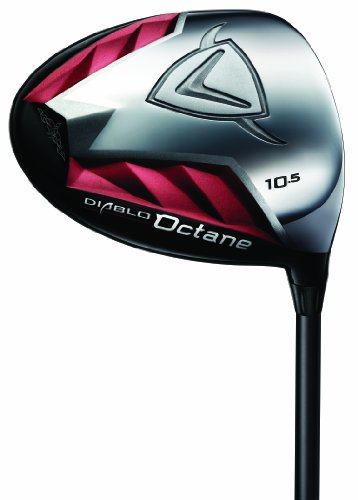 Callaway Diablo Octane Driver (Men's, Right-Handed, 10.5 Degree Loft, Project X Graphite Shaft, Regular)