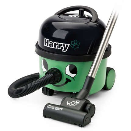 HHR200AHARRY 1200W Vacuum with Hairo Brush  &  9L Dust Bag Capacity