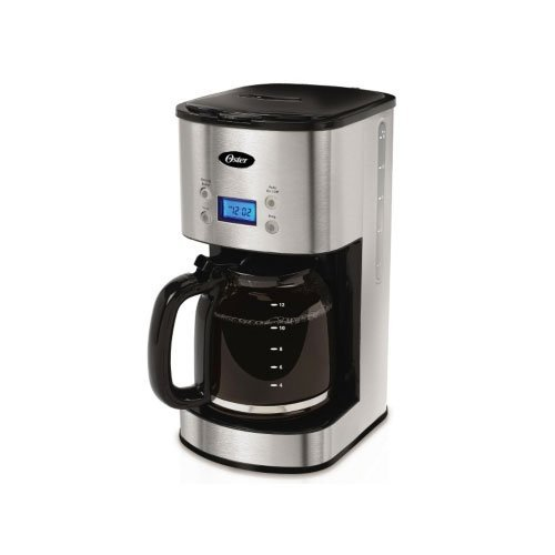 Oster Coffee Maker Beeps : Oster 12-Cup Programmable Coffee Maker BVST-JBXSS41 - Stainless Steel by Oster General General