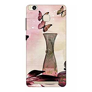 Joe Printed Hard Back Case For Xiomi Redmi 3S Prime Mobile (Multicolor)