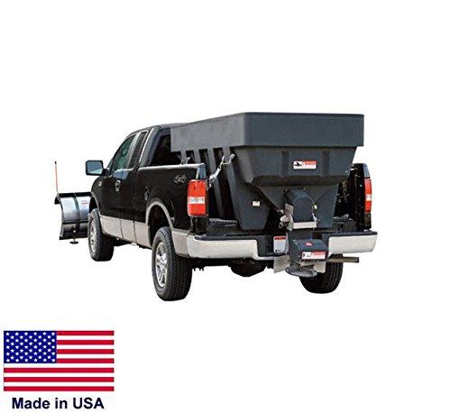 Spreader Commercial - Salt & Sand Truck Bed Mounted - Auger Feed - 2 Cy Cap (Truck Mounted Salt Spreader compare prices)