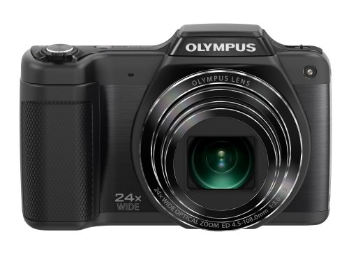 41ScaDUTCRL Olympus Stylus SZ 15 Digital Camera with 24x Optical Zoom and 3 Inch LCD (Black) Reviews