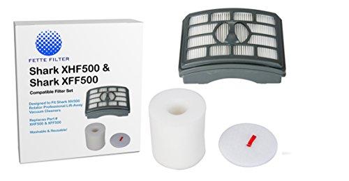 Shark Rotator Pro Lift-away HEPA Filter and Foam