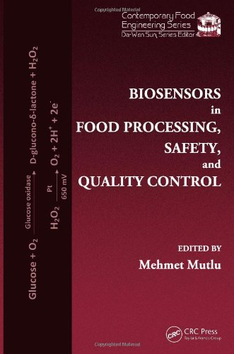 Biosensors In Food Processing, Safety, And Quality Control (Contemporary Food Engineering)