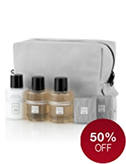 White Scents White Tea & Jasmine Beauty Bag
