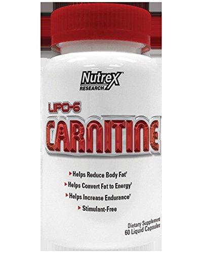 Lipo-6 Carnitine 60 Liquid Capsules