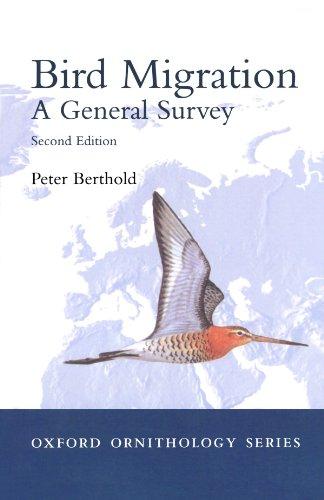 Vogelzug: Eine allgemeine Umfrage (Oxford-Ornithologie-Serie)