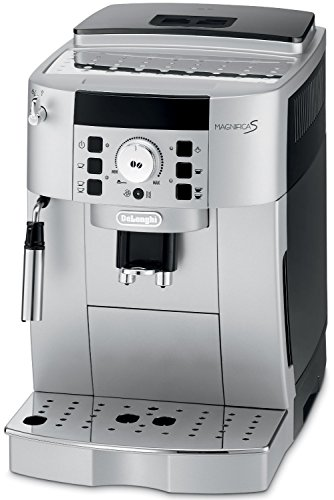 DeLonghi ECAM22110SB Compact Automatic Cappuccino, Latte and Espresso Machine (Delonghi Magnifica Espresso Maker compare prices)