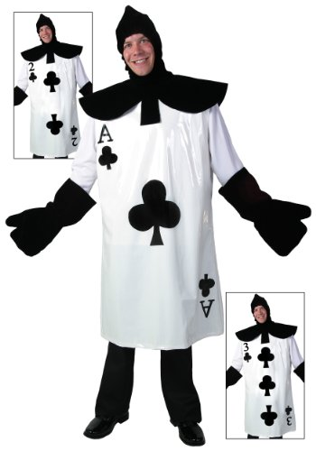 Playing Card - Ace of Spades - Costume
