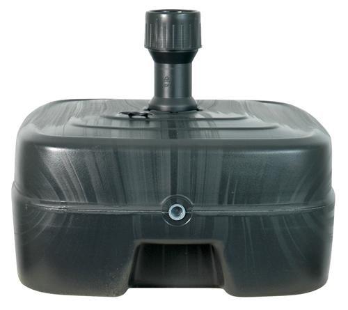 Schirmständer 50 Liter, Kunststoff anthrazit günstig bestellen