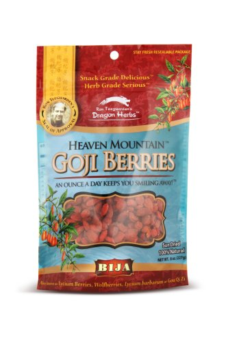 Bija  Heaven Mountain Goji Berries 8oz