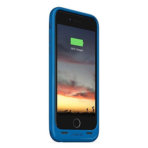 日本正規代理店品・保証付mophie juice pack air for iPhone 6 ブルー MOP-PH-000093