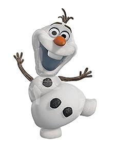 Disney's Frozen Olaf 41h Jumbo Mylar Balloon