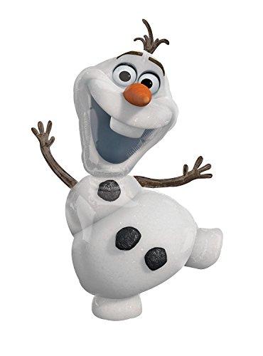 Palloncino Olaf Frozen Supershape 58x104 cm SGONFIO