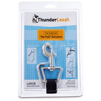 ThunderLeash No Pull Solution Dog Leash, Large