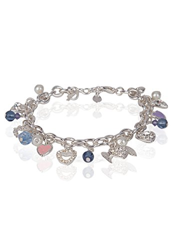 Estelle Estelle Silver Plated Bracelet For Women