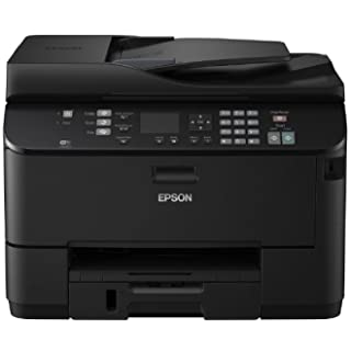 Epson Workforce PRO WP 4535 DWF - Impresora Multifunción Color