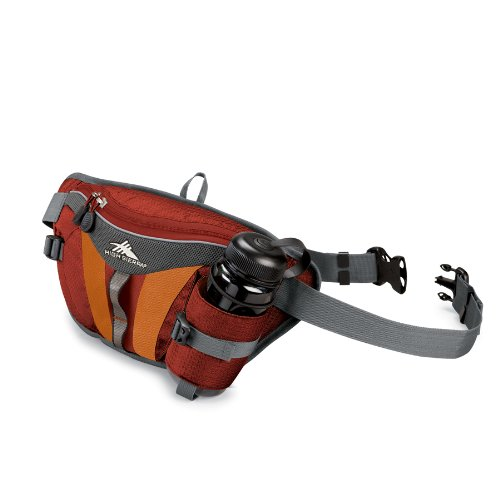 High Sierra Solo Hydration Pack (Redrock, 17X 8X 3.5-Inch) front-956246