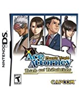 Phoenix Wright: Ace Attorney - Trials and Tribulations (Nintendo DS)