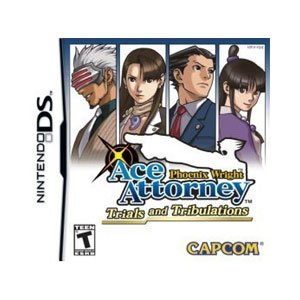 Nintendo  Phoenix Wright: Ace Attorney Trials and Tribulations