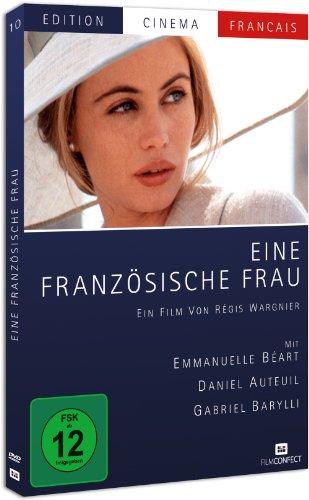 Eine französische Frau - Edition Cinema Francais Nr. 10 (Mediabook)