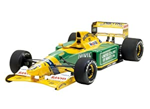Amazon.com: Benetton Ford B192 Model Car by Tamiya: Toys amp; Games