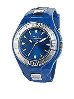 Chronotech Reloj de cuarzo Plus Azul 35  mm