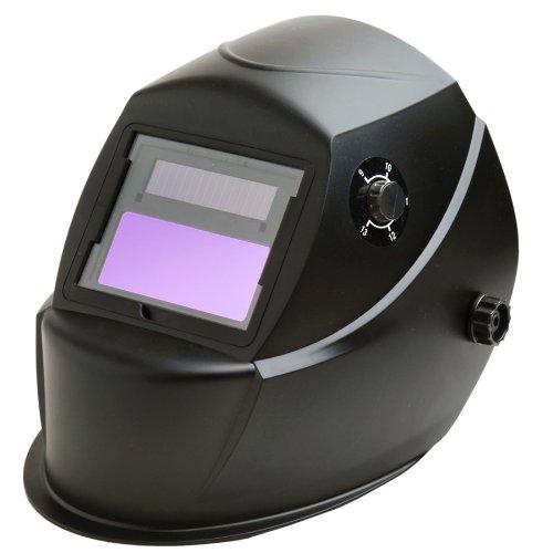 "Century K2953-1 Linc Screen Ii Variable Shade 9-13 Welding Helmet, 3-13/16"" Width X 1-23/32"" Height Lens (Pack Of 1)"