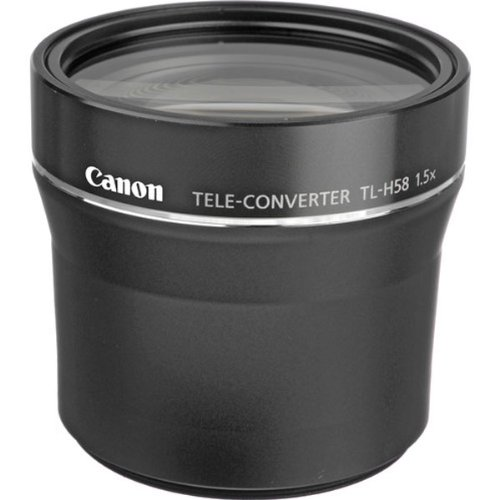 Canon Tl-H58 Teleconverter Camcorder Lens