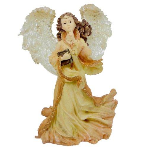 Boyds Bears Resin CHRISTIANA GUARDIAN OF SECRETS 28228 RFB Charming Angels New