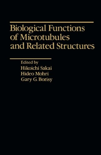 Biological Functions Of Microtubules And Related Structures