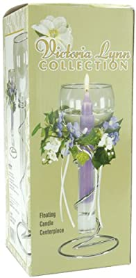 Floating Candle Centerpiece 10-12- from Darice