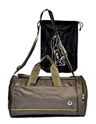 Dicky Gym Bag - M(17x8x9) Sports Bag-Green