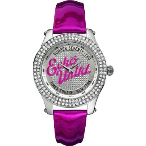 Marc Ecko E10038M5 - Reloj analógico de cuarzo para mujer