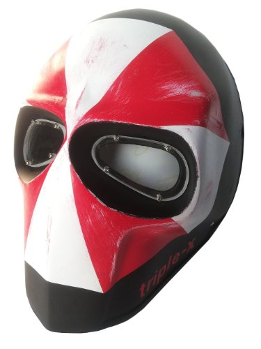 Resident Evil Airsoft Mask Army of two BB Gun Paint Ball Mask DJ Outdoor Protective Gear Cosplay