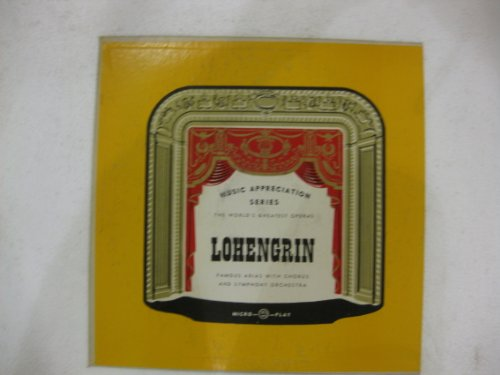 Music Appreciation Series Lohengrin Richard Wagner front-314657
