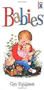 "Cover of ""Babies (So Tall Board Books)"""