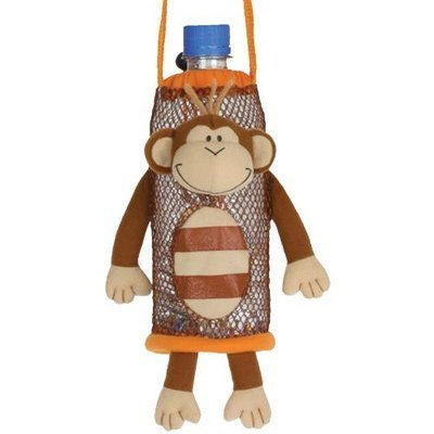 Stephen Joseph Bottle Buddies Monkey - 1