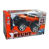 XStunt King Radio Controlled 1/14 Scale R/C Stunt Jeep inc Controller - Redby XStunt