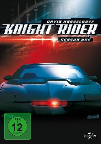 Knight Rider - Season 1 [8 DVDs]