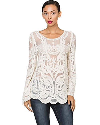 bff-clothing-womens-long-sleeve-crochet-floral-top-natural-large